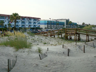 Tybee Island Accommodations