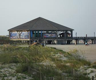 Tybee Island Pier Pavillion
